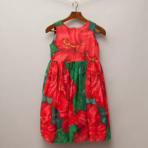 Hibiscus Flower Dress