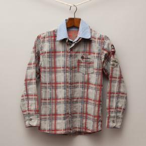 WAC co ltd. Plaid Shirt