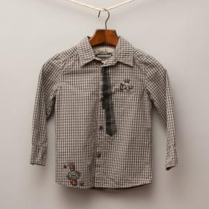 Catamini Check Shirt