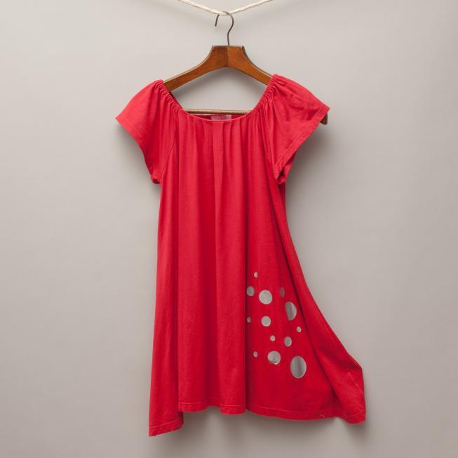 Ma Lulu Red Dress