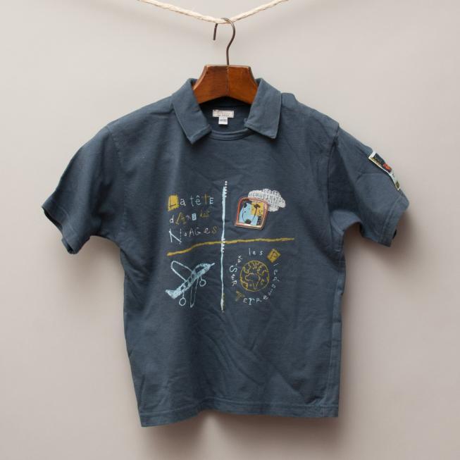 Catamini Collared T-Shirt
