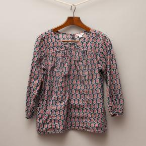 Country Road Paisley Blouse