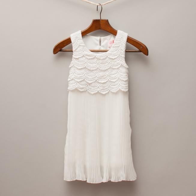 Little Leona White Dress