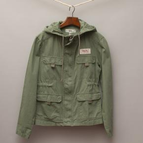 Mossimo Khaki Military Jacket