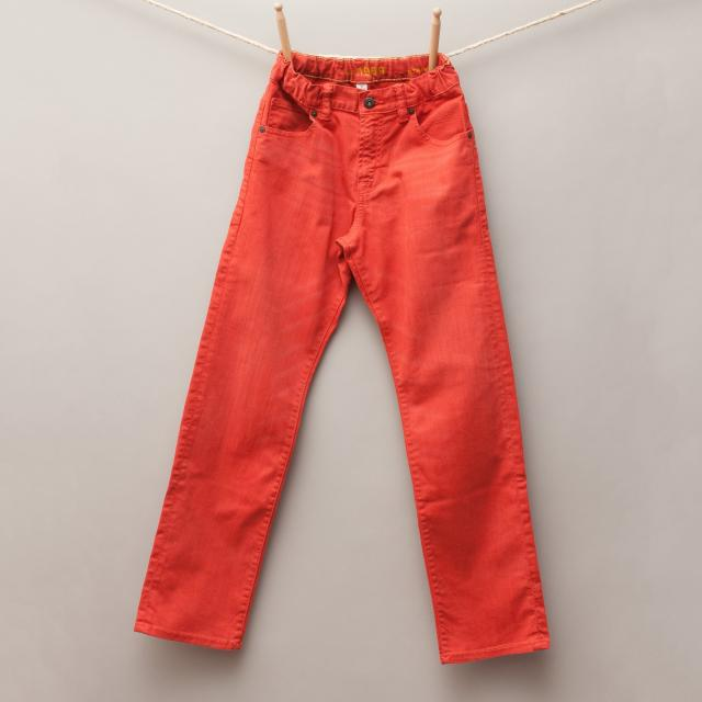 Gap Kids Orange Jeans