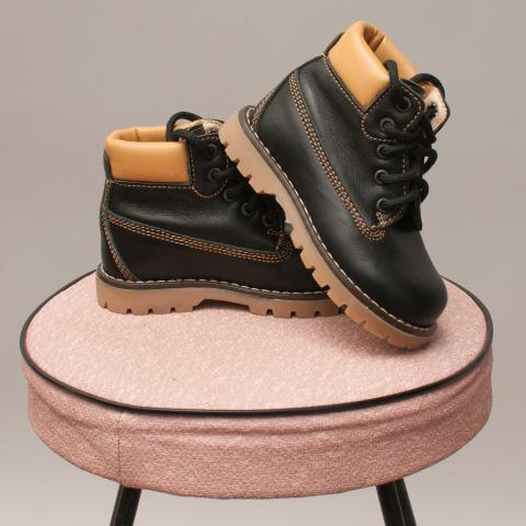 Tutti Giocattoli Leather Boots