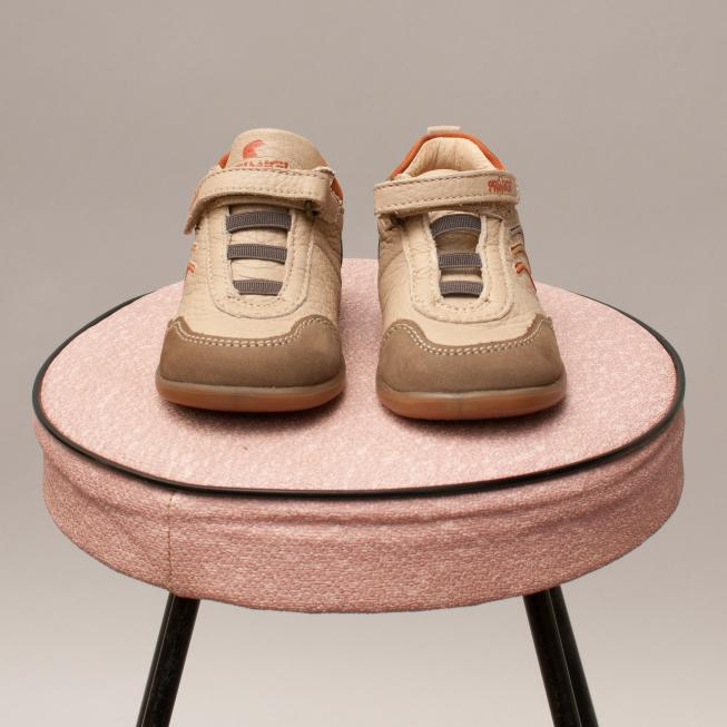 Primigi Nubuck & Suede Leather Shoes