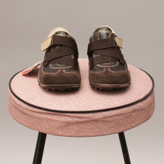 Primigi Leather & Suede Shoes