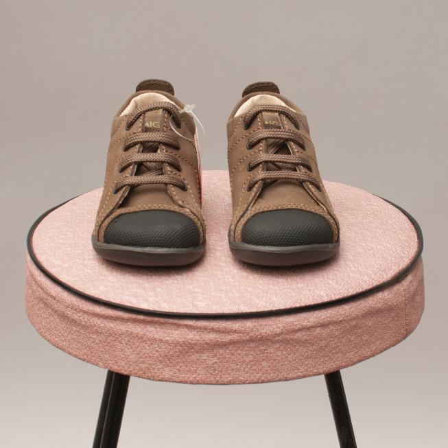 Primigi Nubuck Leather Shoes