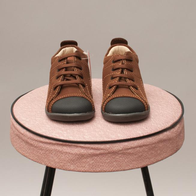 Primigi Nubuck Leather Shoes