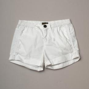 Zara White Shorts