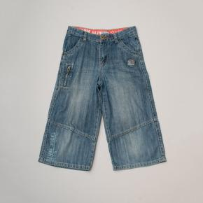 Alphabet Denim Jeans