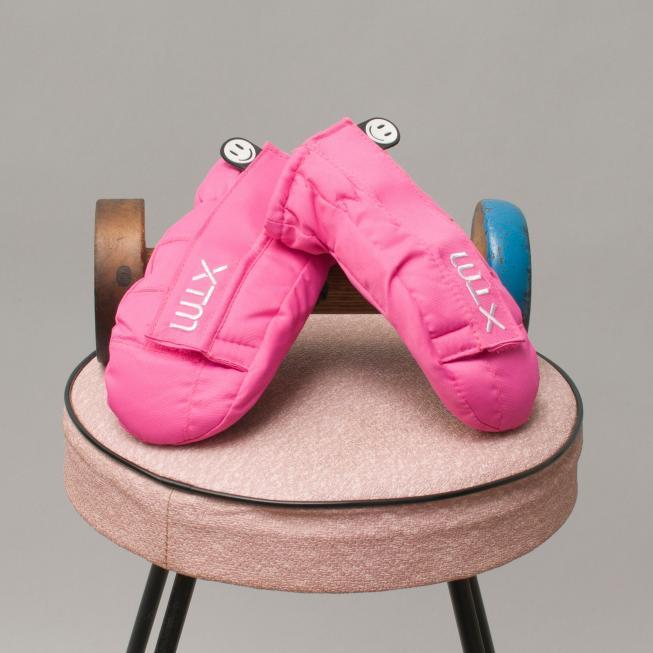 XTM Hot Pink Mittens