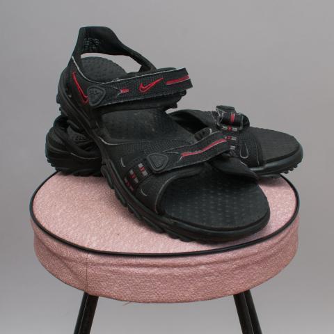 Nike Black Sandals
