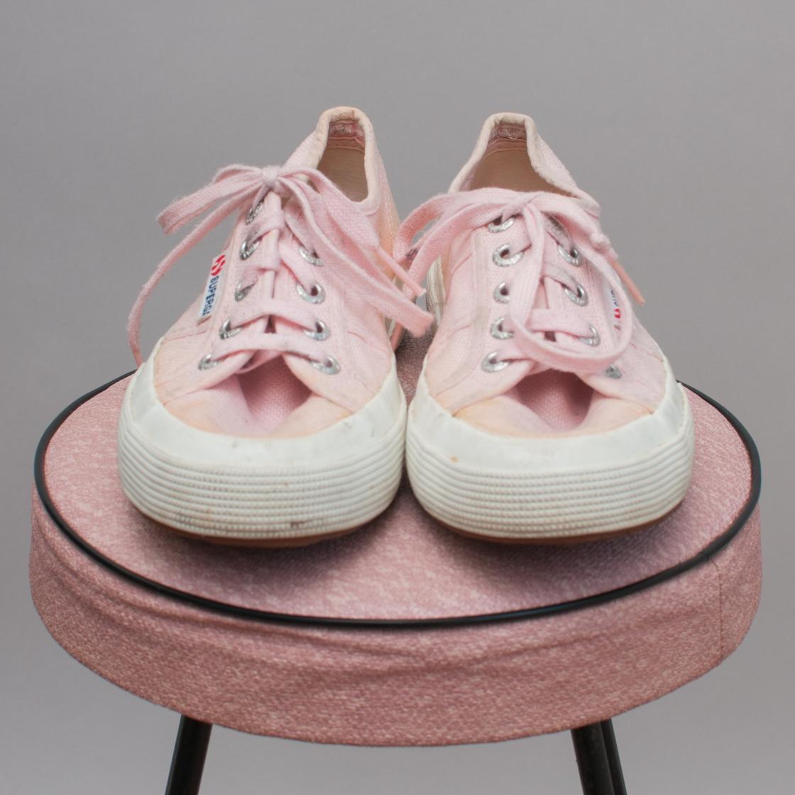 Superga Pink Shoes