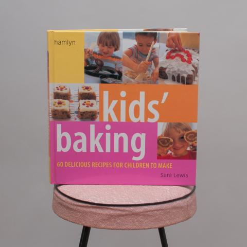 Kids Baking Book