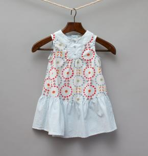 Laura Ashley Printed Dress
