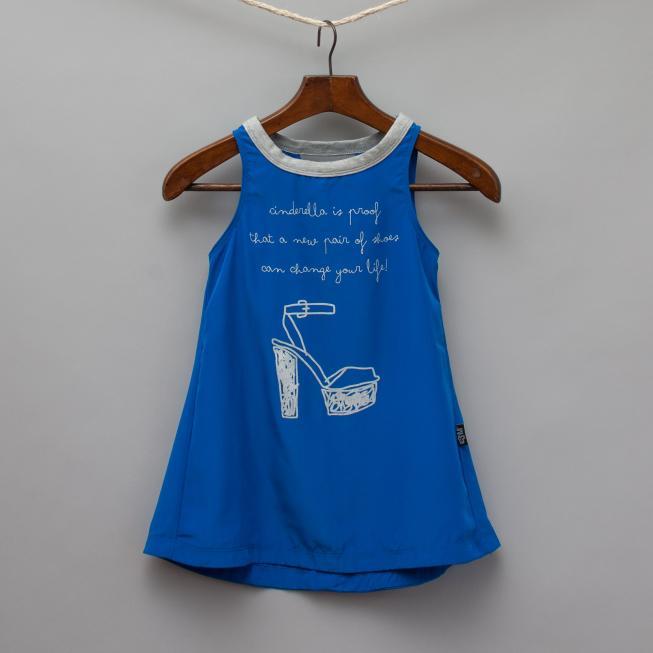 e3-M Blue Dress
