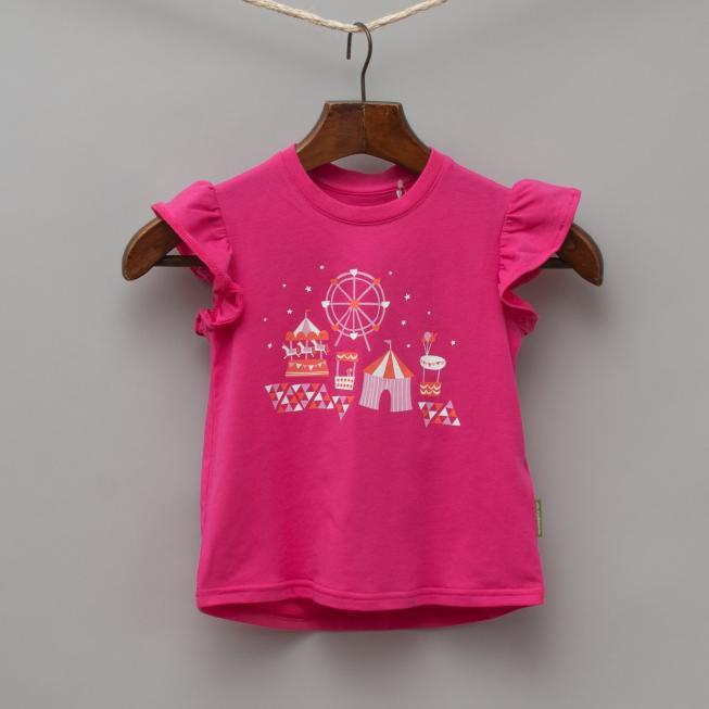 Kathmandu Pink T-Shirt