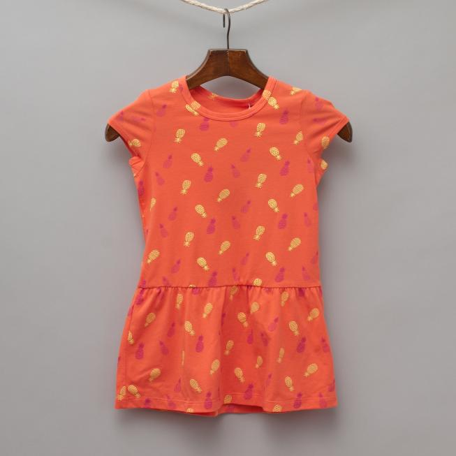 Kathmandu Pineapple Dress