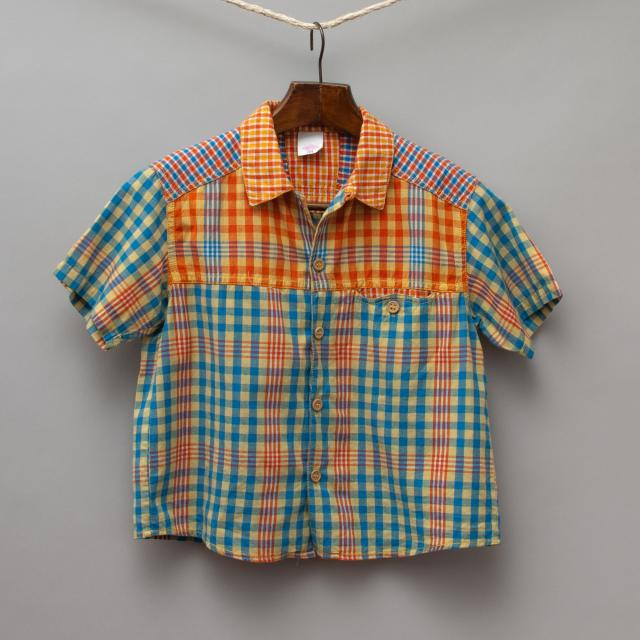 Oilily Checked Shirt