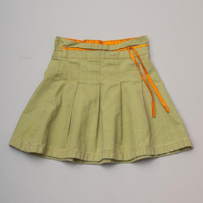 Gong Green Skirt