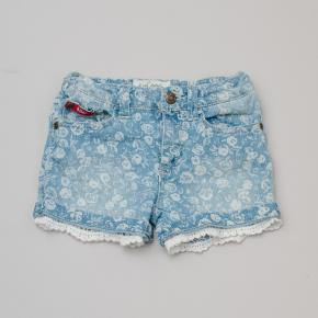 Lee Cooper Detailed Denim Shorts