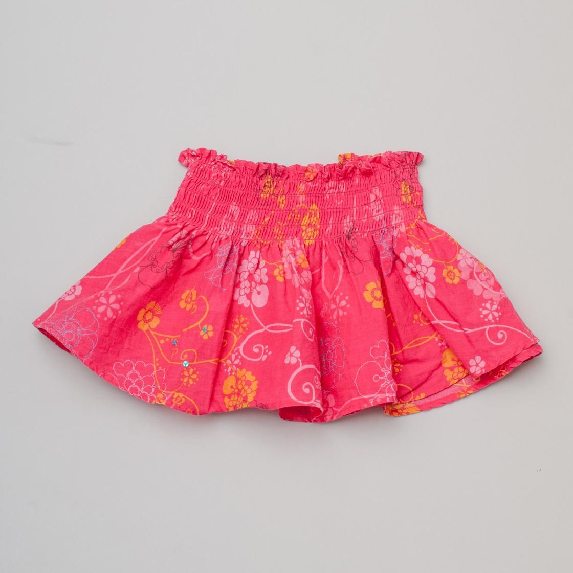 Obaibi Red Skirt