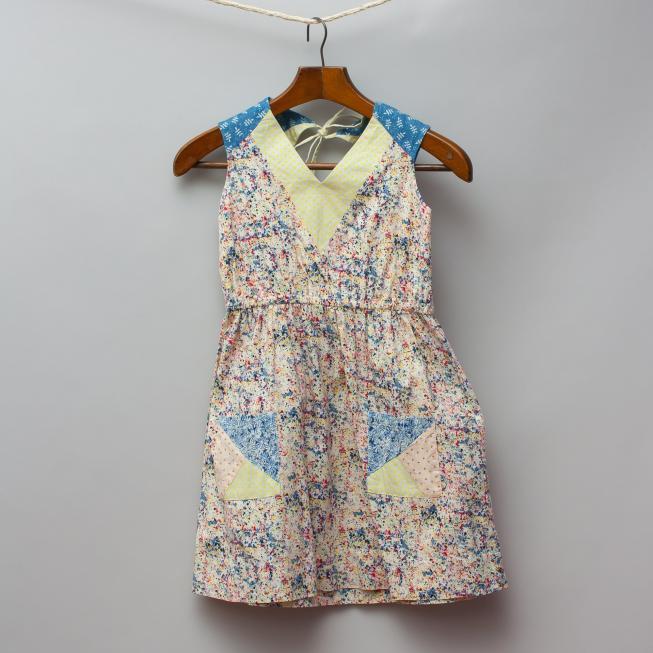 Megan Park Multi Coloured Dress
