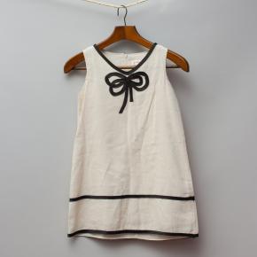 Gumboots Cream Dress