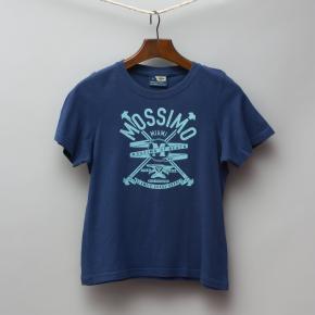 Mossimo Blue T-Shirt