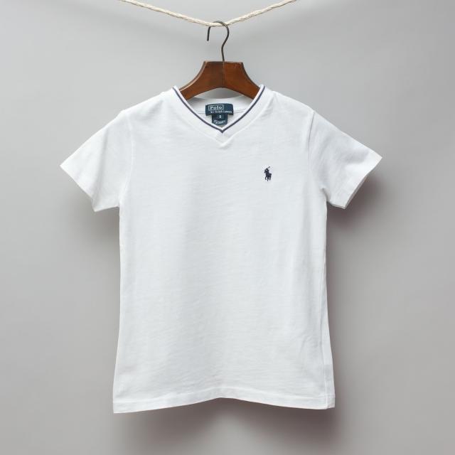 Ralph Lauren White T-Shirt