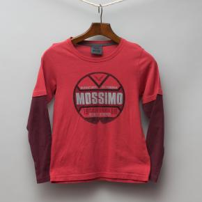 Mossimo Red Long Sleeve Top