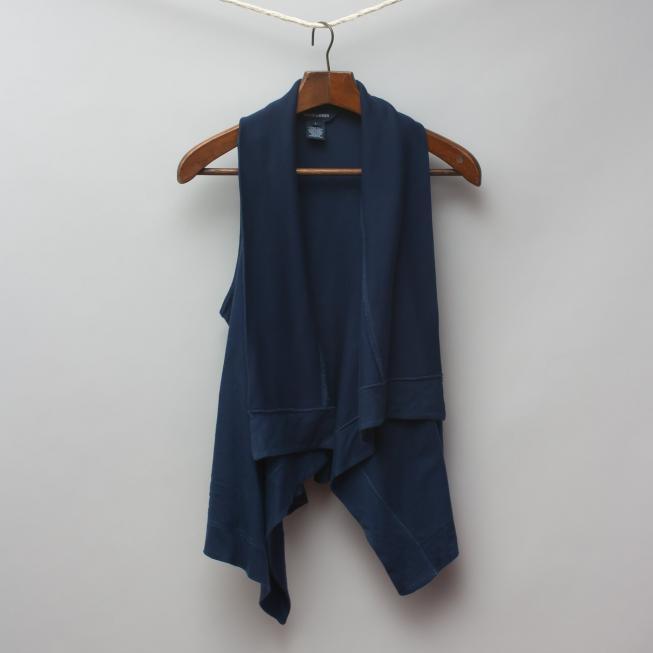 Ralph Lauren Navy Blue Vest