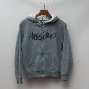 Mossimo Grey Hooded Jumper