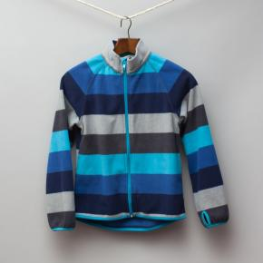 H&M Striped Fleece Jumper