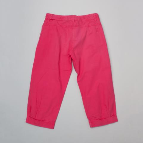 Jacadi Hot Pink Pants
