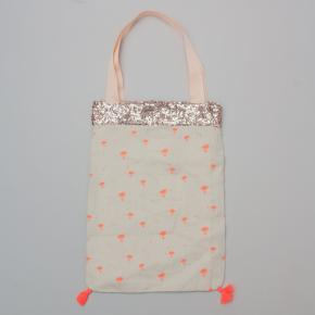 Louise Misha Palm Tree Bag