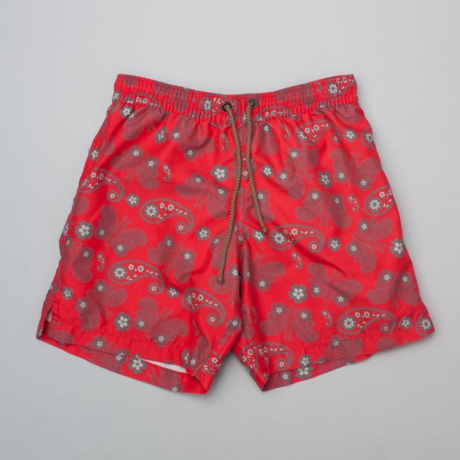 Sanuva Red Board Shorts