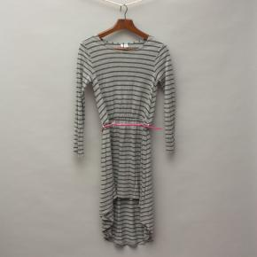 Indie Grey Striped Dress