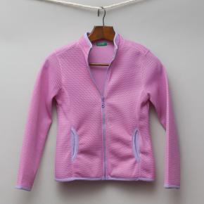 United Colours of Benetton Pink Sports Jacket