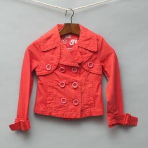 Nolita Red Blazer