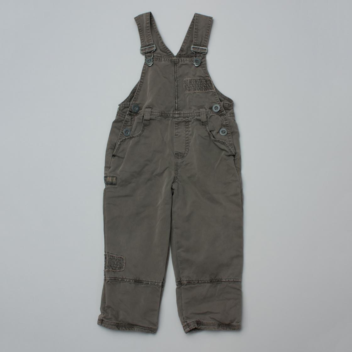 Confetti Grey Overalls