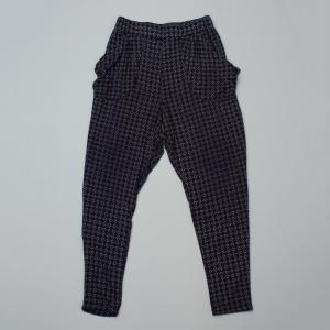 Witchery Blue Patterned Pants