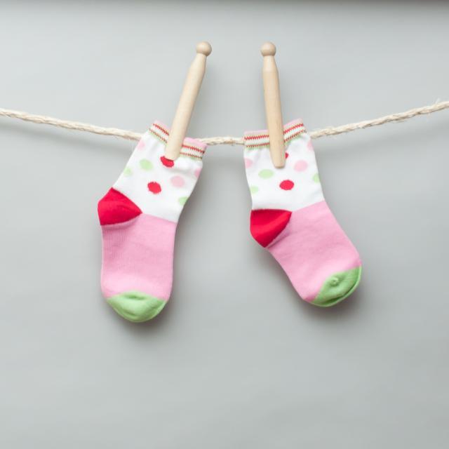 Multi Coloured Socks