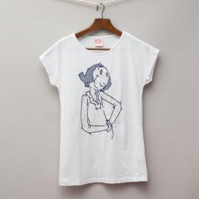 Iceberg White T-Shirt