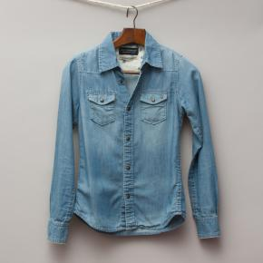 Scotch R'Belle Denim Chambray Shirt
