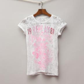 Replay Sheer T-Shirt