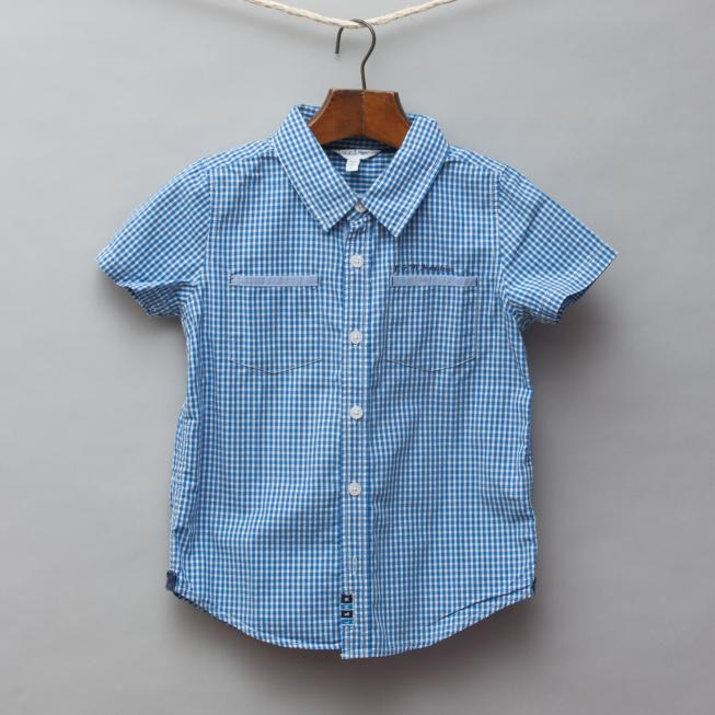 Lucie & Marc Check Shirt