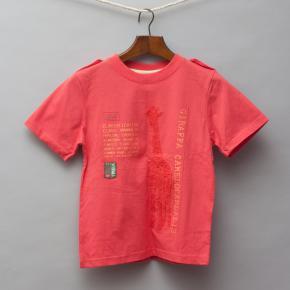 Jack & Milly Giraffe T-Shirt